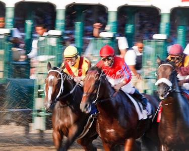 Rachel Alexandra (Medaglia d Oro), Calvin Borel up, wins the Woodward Stakes at Saratoga 9.05.2009 (EquiSport Photos)