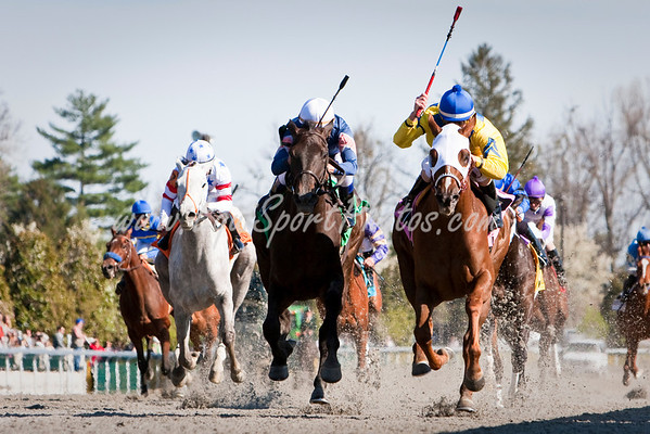 Hooh Why (Cloud Hopping), Corey Lanerie up, wins the G1 Ashland Stakes at Keeneland 4.04.2009mw