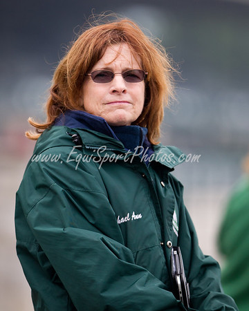 Michael Ann Ewing at Keeneland 4.02.2012