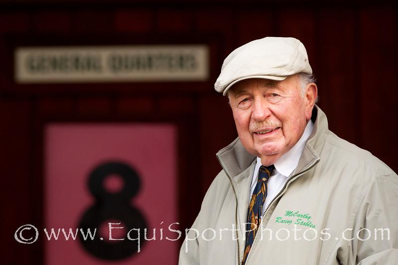 Tom McCarthy at Turfway 9.24.2011