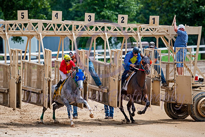 Cumberland County Fair Races 2018