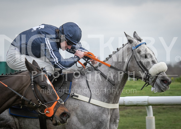 Doncaster Races - Friday 24 January 2020