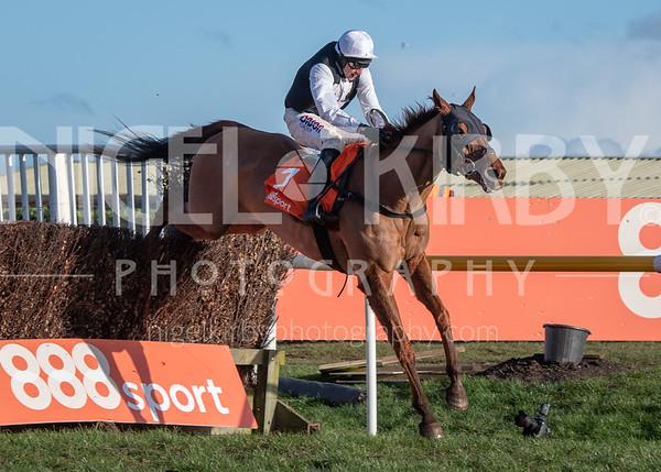 Doncaster Races - Sat 29 February 2020