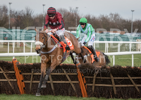 Race 3 - 15:00 - The 888Sport Take 'Em On Mares' Novices' Hurdle