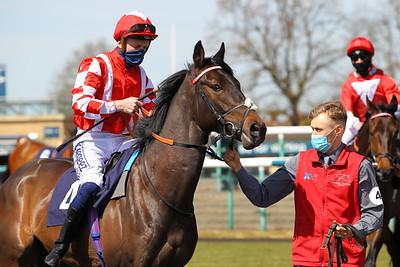 Doncaster Race 1. 23/4/2021 Pic Steve Davies