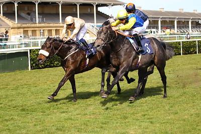 Doncaster Race 3. 23/4/2021 Pic Steve Davies