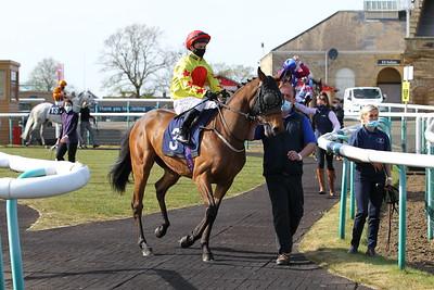 Doncaster Race 7. 23/4/2021 Pic Steve Davies