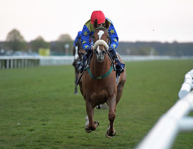 ICONIC BELLE with Andrew Mullen wins Watch Sky Sports Racing Sky 415 Fillies handicap at Doncaster 1-5-21.