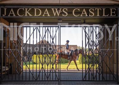 Jonjo O'Neill - Jackdaws Castle - July 2020