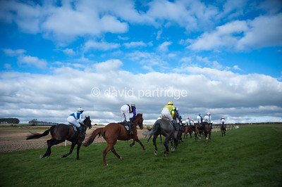 The South Dorset Hunt Point-to-Point Races, MILBORNE ST ANDREW, DORSET, ENGLAND, UK