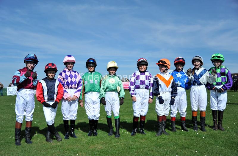 The Strutt & Parker Wilton Point-to-Point Races, MILBORNE ST ANDREW, DORSET, ENGLAND