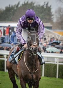 Race 4 - Arthur's Gift and Sam Twiston-Davies - DSC_7017