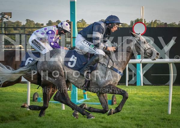 Race 8 - Percy