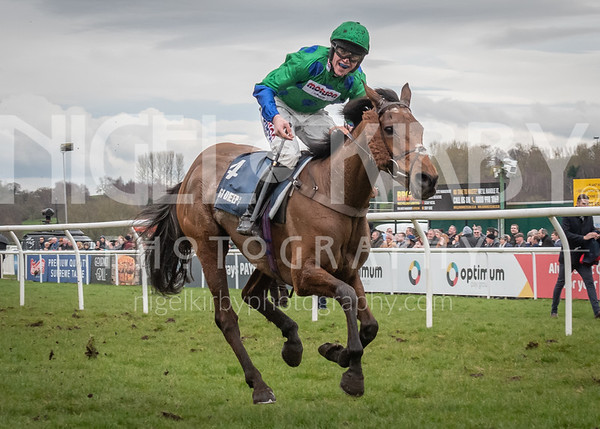 Uttoxeter Races - Sat 14 March 2020