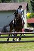Hrbacova Gabriela na koni Uswit