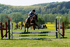 Jezkova Patricie na koni Lancasino