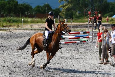 Hobby zavody na Vysoke 2009-07 - Danylukova Vendulka