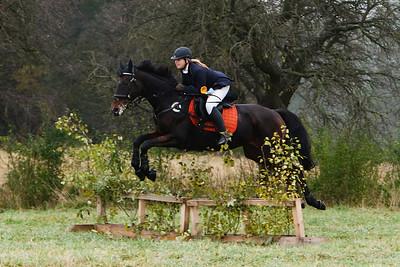 Hubertova Vysoka 2009 - skoky