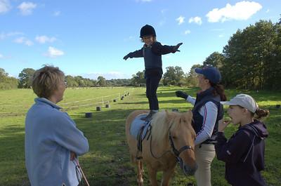 Oct 2006 - Horse Riding