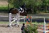 Svobodova Martina na koni Liam