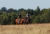 Jezkova Patricie na koni Varieta 1, Matrasova Katerina na koni Grund