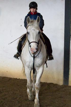 Aneta ... na koni 2010-02