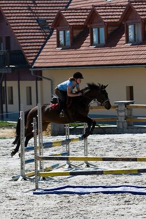 Velikonoce 2009 - Vysoka - Simonova Lucie