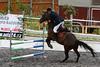 Simonova Lucie na koni Vastervik