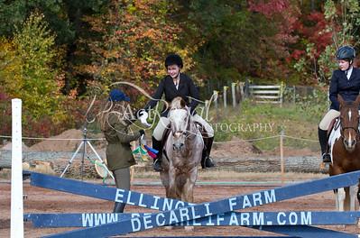 Decarli Farm Horse Show 10/18/2015