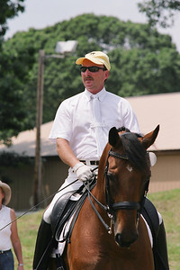 Centerline Dressage, CT - Bill Warren/ROMANTIC