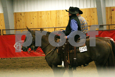 AQHA Working Cow Horse 10.24.09