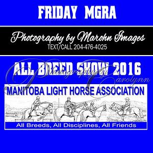 2016 Friday MGRA