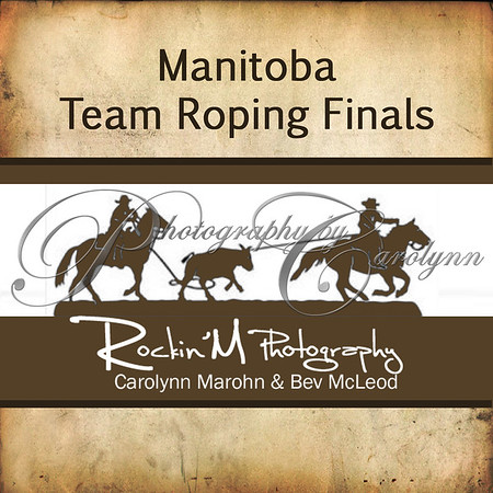 2016 MB Team Roping Finals