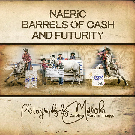 NAERIC BARRELS OF CASH FUTURITY