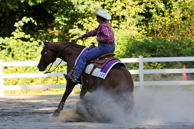 North West Reining Association