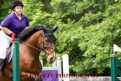 2016-06-05  - Oakdale - 007 Meghan Fillius & Gentleman's Choice