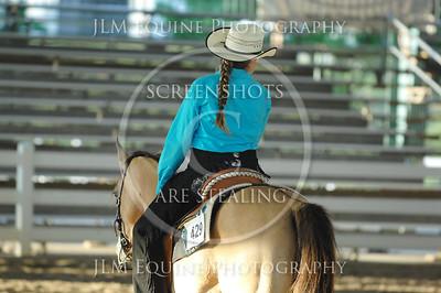 GQHA May 30th 2015 - #429 Abbie Lummus