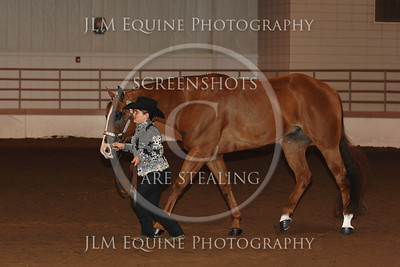 GQHA Dec 2014 - #176 Cheyenne Augsburger