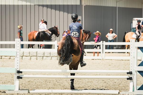 """Wynsome Blue Aloha Horse Show - 2'3"""" - 2'6"""" - 08.04.18"""