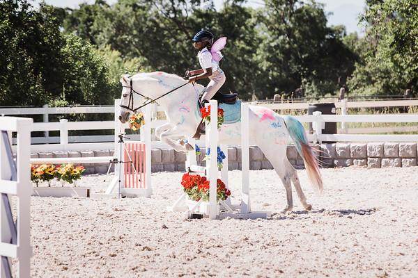 Wynsome Blue Farm - Unicorn Show 2018 - Part 2