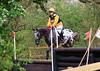 356 - Tessa Halsall riding TRESAISON HAWKSBAY ( BE100 Sun Section H, fence 10 ) Jumped the course clear