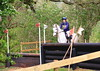 355 - Charlotte Dickin riding PARC JOEY ( BE100 Sun Section H, fence 10 ) Jumped the course clear