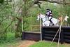471 - Becky Morrish riding KILSALLAGH CATHAL (HC) (Poplar Park BE100 U18 Section J, fence 10) Hors concours