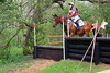411 - Camilla Kruger (ZIM) riding PRINCABILITY ( BE100 Open Sun Section I, fence 10 ) Won the competition