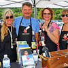 I saw this group at the Prince Michel Vineyard & Winery booth.