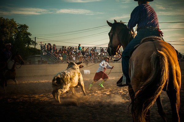 Columbia Falls Rodeo Summer 2012
