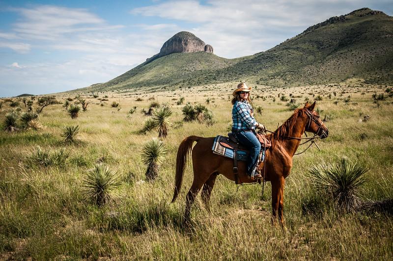 Mesquite Trail 2014-2032