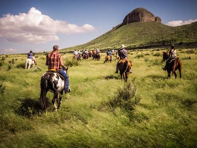 Mesquite Trail Ride 2015