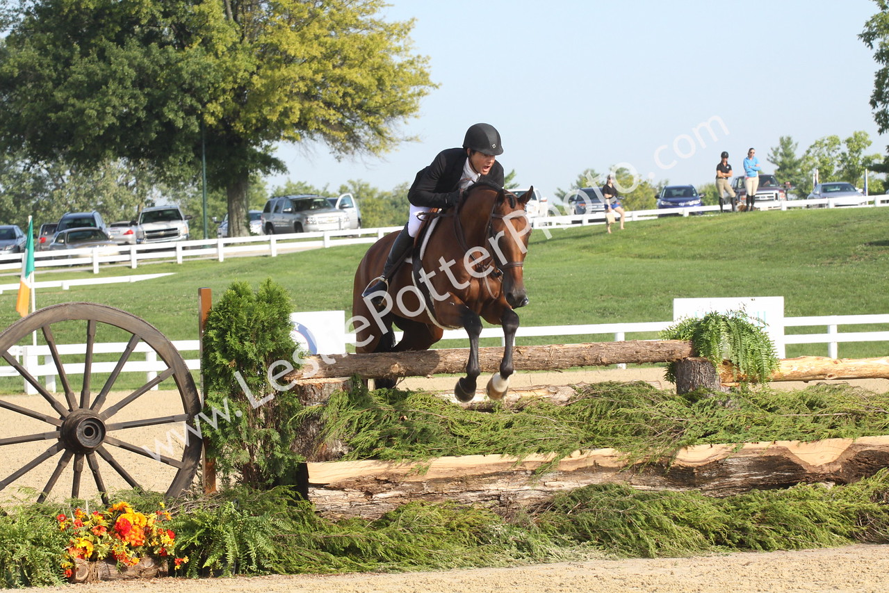 Peter Pletcher and Charlie Brown