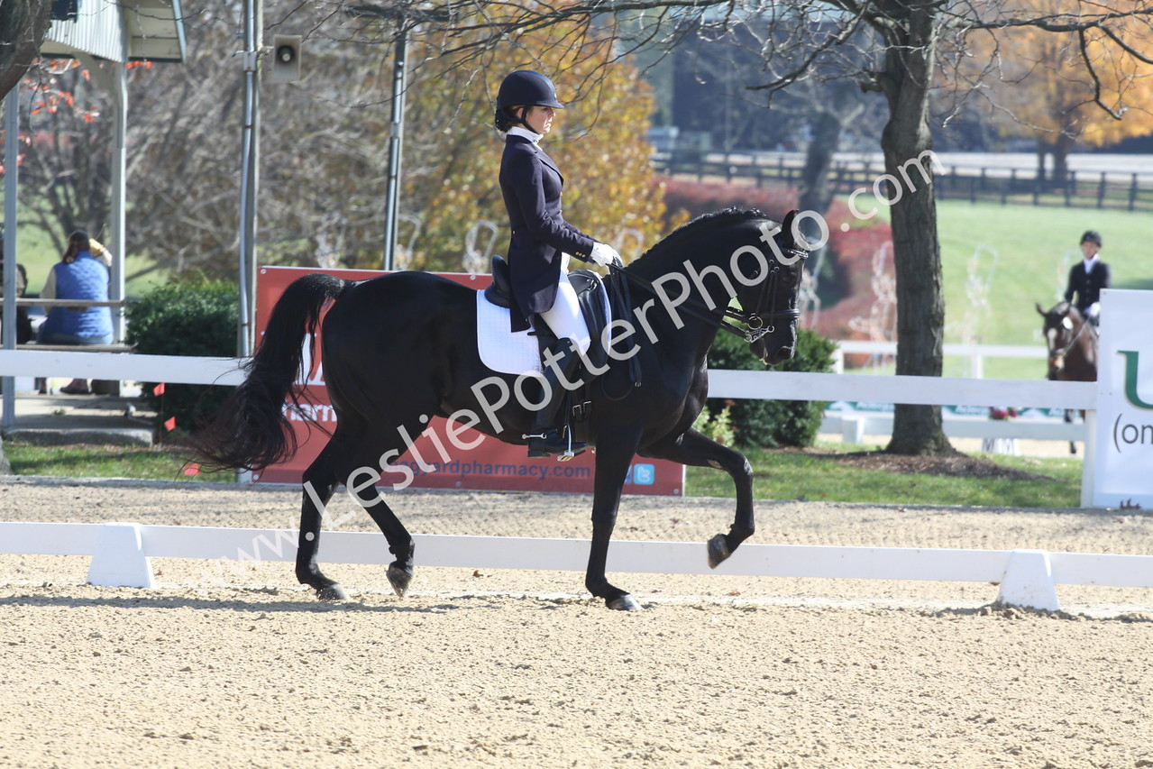 Lucy Tidd and GKB Coal Magic